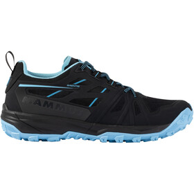 Mammut Saentis Low GTX Shoes Women black/whisper